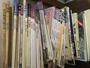 神戸市で水墨画関係・囲碁関係の本の出張買取