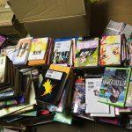 神戸市にて漫画・コミック・絵本・文学・書道関係の本の出張買取
